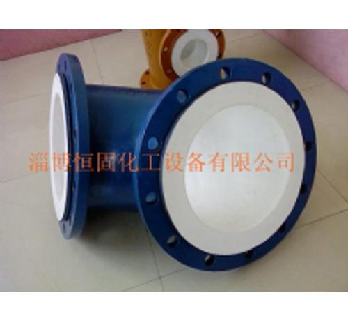 阿图什衬氟管道设备 钢衬管道及配件