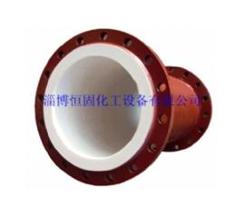化工衬塑管道设备